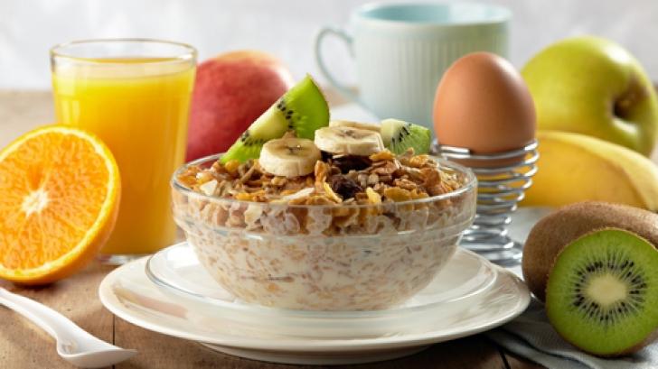 Secretele micului dejun sanatos