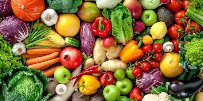Fructe si legume care ajuta la sanatate