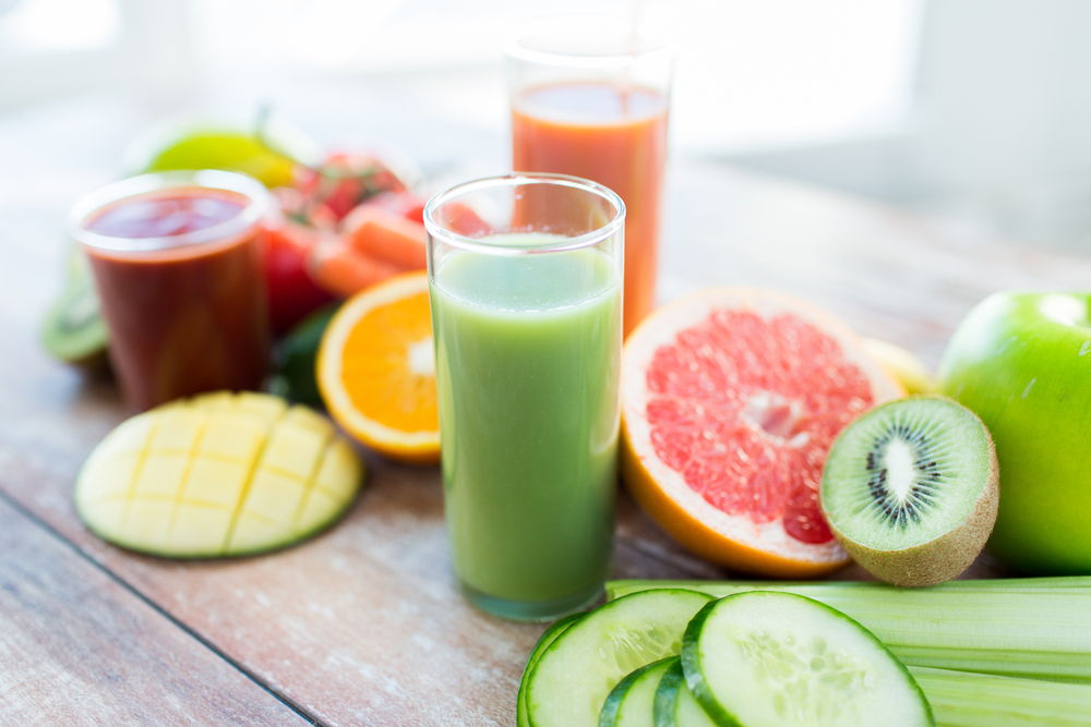 Sucuri detox perfecte pentru ficat