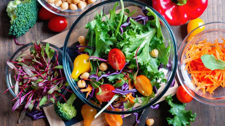 Cum te ajuta dieta vegetariana