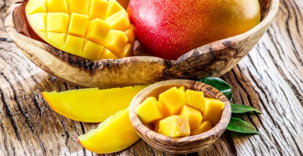 Mango - Fructul verii cu numeroase beneficii