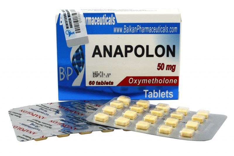 Anaplon - Produsul pentru sportivi